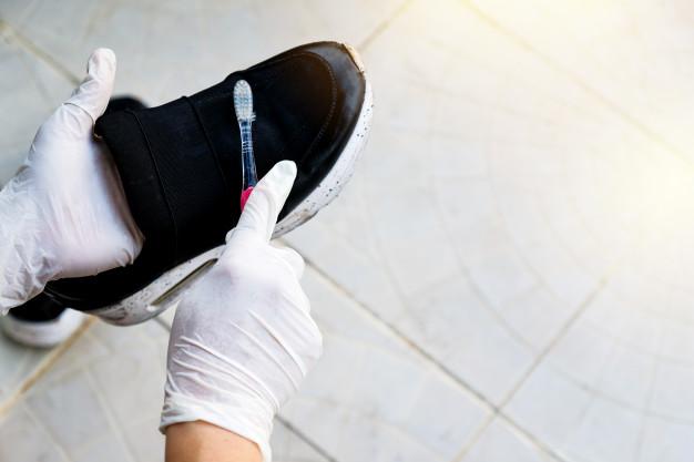 imprægnering af sko