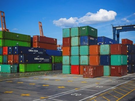 container fragt til udlandet